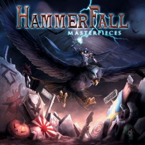 <i>Masterpieces</i> (HammerFall album) 2008 compilation album by HammerFall