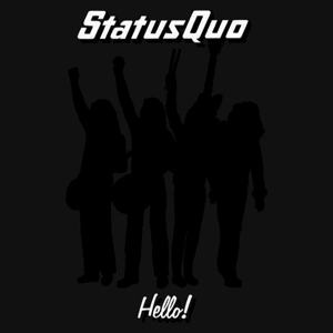 <i>Hello!</i> (album) 1973 studio album by Status Quo