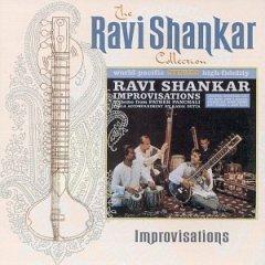 <i>Improvisations</i> (Ravi Shankar album) 1962 studio album by Ravi Shankar