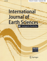 <i>International Journal of Earth Sciences</i> journal