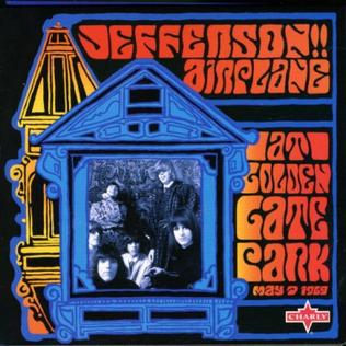 <i>At Golden Gate Park</i> 2006 live album by Jefferson Airplane