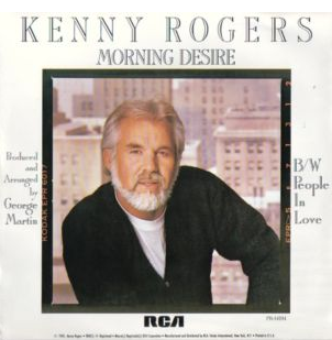 Morning Desire 1985 single by Kenny Rogers