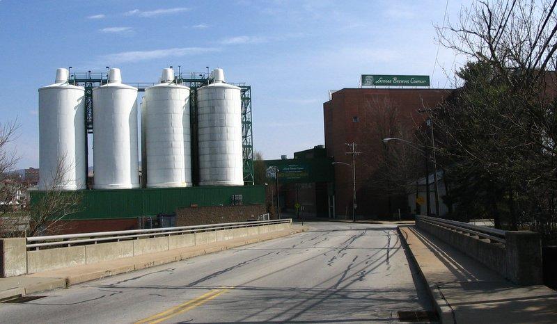 latrobe brewing company wikipedia