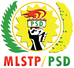 Movement for the Liberation of São Tomé and Príncipe/Social Democratic Party political party (Founded 1972, sole legal party 1972-1990. Changed its name in 1990 to Movimento de Libertação de São Tomé e Príncipe-Partido Social Democrata.)