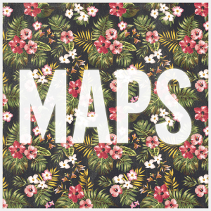 Maroon 5 — Maps (studio acapella)