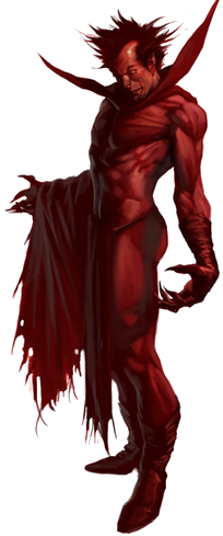 Mephista lady Mephista (Character)
