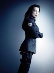 Melinda May Agents of S.H.I.E.L.D. character