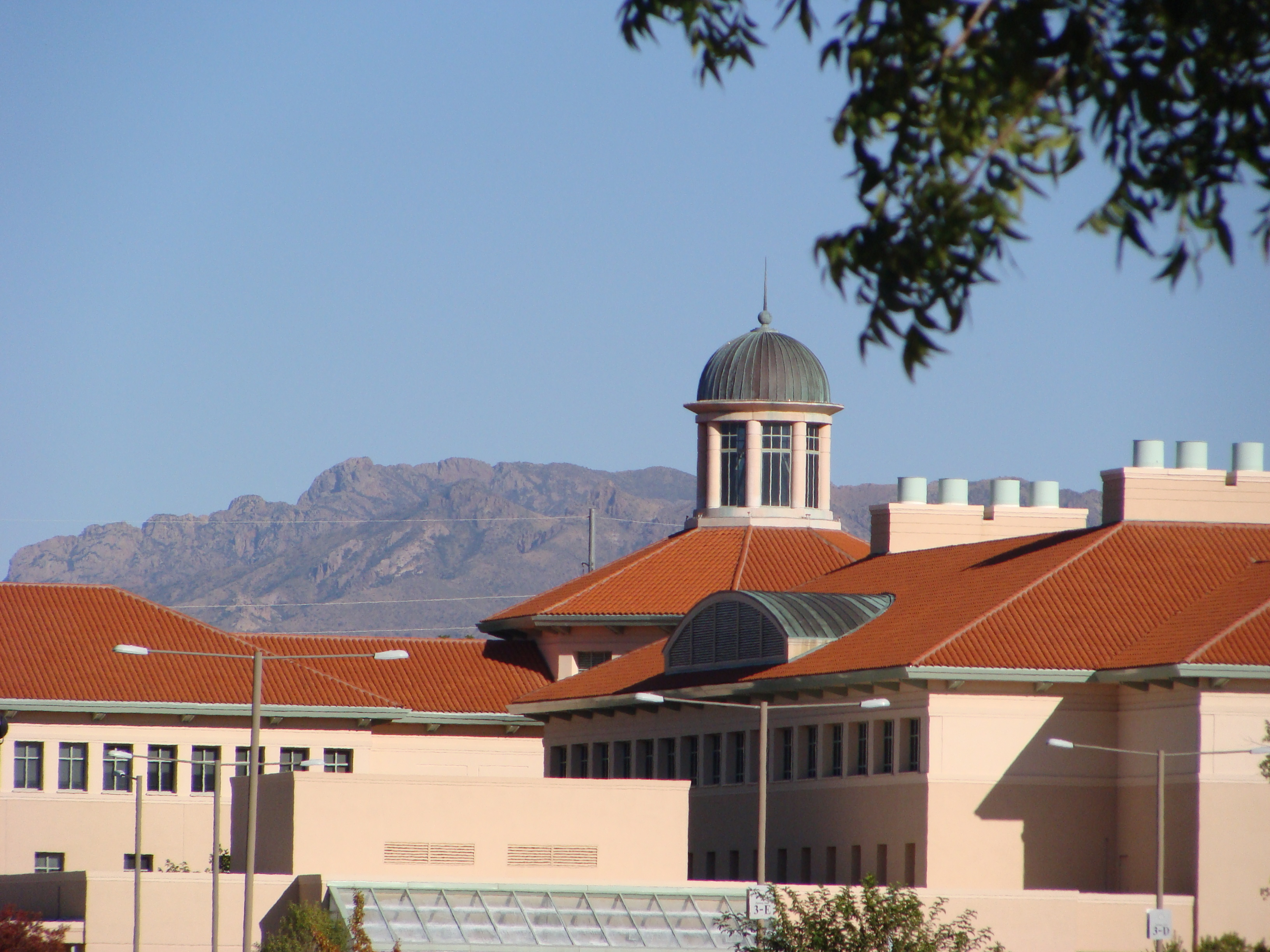 Las Cruces hosts the main campus of