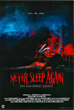 Never Sleep Again The Elm Street Legacy Wikipedia I make videos that usually consist of true horror stories with themes that viewers may find relatable in their everyday lives. never sleep again the elm street