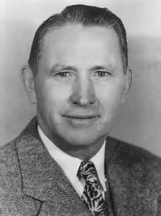 Phog Allen American football and basketball coach