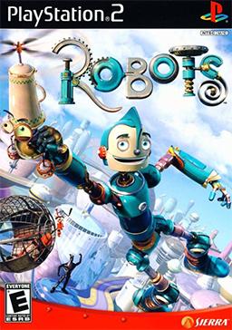 Роботы игра видео