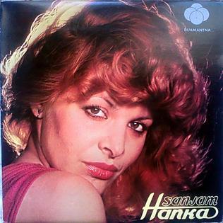 <i>Sanjam</i> 1982 studio album by Hanka Paldum