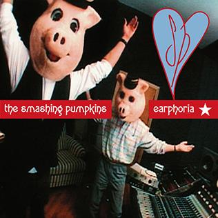 <i>Earphoria</i> 2002 live album by The Smashing Pumpkins