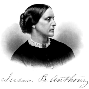 Susan B. Anthony abortion dispute