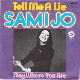 Tell Me a Lie 1983 single by Janie Fricke