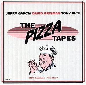 <i>The Pizza Tapes</i> album by Jerry Garcia