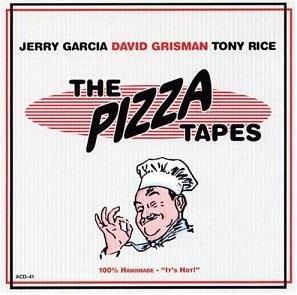 <i>The Pizza Tapes</i> 2000 studio album by Jerry Garcia, David Grisman, Tony Rice