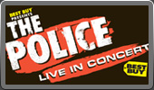 The Police Reunion Tour 2007–2008 concert tour by The Police