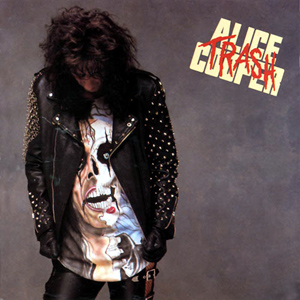 <i>Trash</i> (Alice Cooper album) 1989 studio album by Alice Cooper