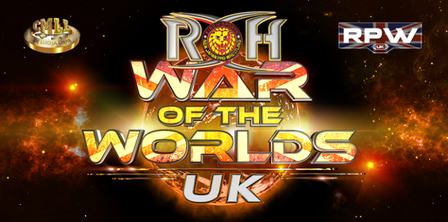 War of the Worlds UK - Wikipedia