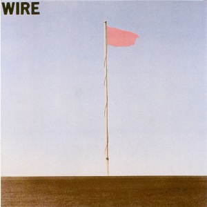 Discos 1977 Wirepinkflagcover
