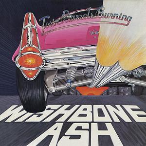 <i>Twin Barrels Burning</i> 1982 studio album by Wishbone Ash