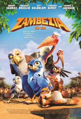 Zambezia in 3D 2012 Full Length Movie
