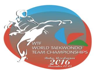 2016 World Cup Taekwondo Team Championships - Wikipedia