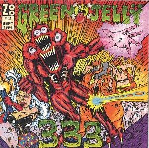 <i>333</i> (album) 1994 studio album by Green Jellÿ