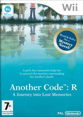 another code r � a journey into lost memories wikipedia