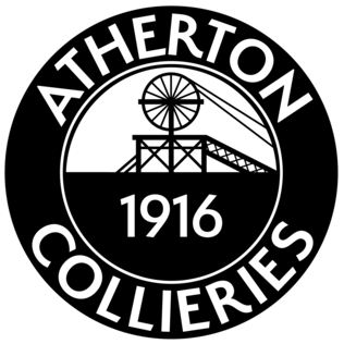 Atherton Collieries A.F.C. Association football club in England