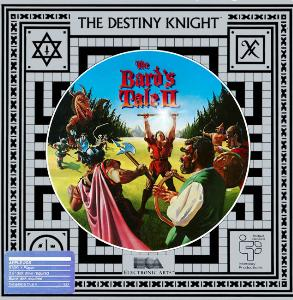 <i>The Bards Tale II: The Destiny Knight</i> 1986 personal computer game