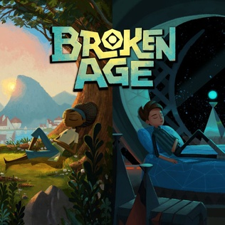 Picture of a game: Broken Age