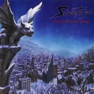 <i>Dead Winter Dead</i> 1995 studio album by Savatage