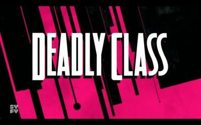 Deadly Class (TV series) - Wikipedia