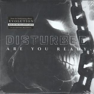 Are You Ready (Disturbed song) 2018 single by Disturbed
