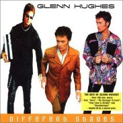 <i>Different Stages – The Best of Glenn Hughes</i> album