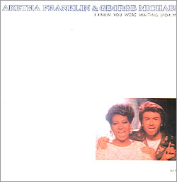 Aretha Franklin and George Michael - I Knew You Were Waiting (For Me) (studio acapella)
