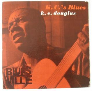 <i>K. C.s Blues</i> 1961 studio album by K. C. Douglas