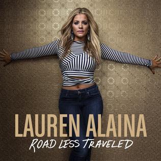 Resultado de imagem para road less traveled lauren alaina single