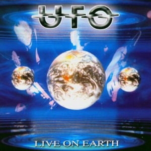 <i>Live on Earth</i> (UFO album) live album by UFO