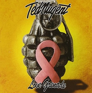 <i>Love Grenade</i> 2007 studio album by Ted Nugent