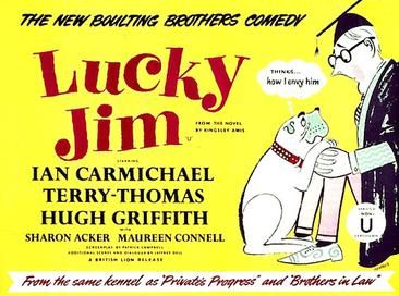 lucky jim 1957 film wikipedia