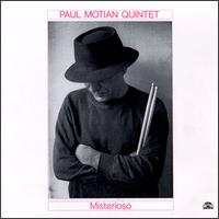 <i>Misterioso</i> (Paul Motian album) 1987 studio album by Paul Motian