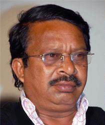 Sanketh Kashi Indian film actor