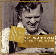 <i>Songs from Home</i> 2002 compilation album by Doc Watson, Merle Watson