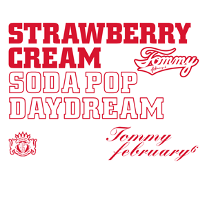 <i>Strawberry Cream Soda Pop Daydream</i> 2009 compilation album by Tommy february
