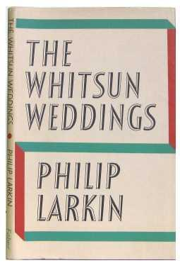 whitsun weddings An overview of all 'the whitsun weddings' poems by phillip larkin the table overviews what the poems are about, key ideas/techniques/words and what other 'whitsun.