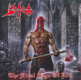 <i>The Final Sign of Evil</i> album by Sodom