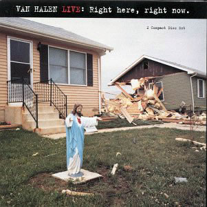 <i>Live: Right Here, Right Now</i> live album